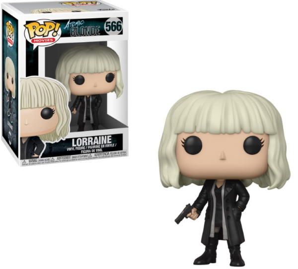 Funko POP! Movies - Atomic Blonde: Lorraine Outfit 2 (Chase möglich!)