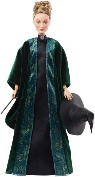 Mattel - Harry Potter: Professor McGonagall Collectible Actionfigure