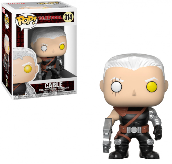 Funko POP! Marvel - X-Men: Cable