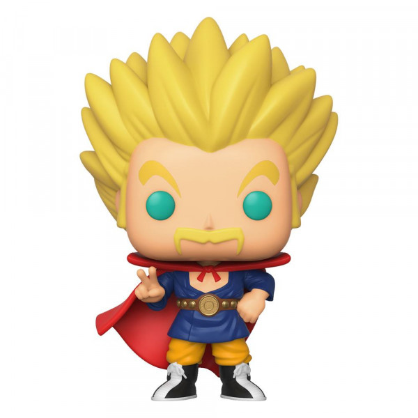 Funko POP! Animation - Dragon Ball Super: Super Saiyan Hercule (Glow) Specialty Series