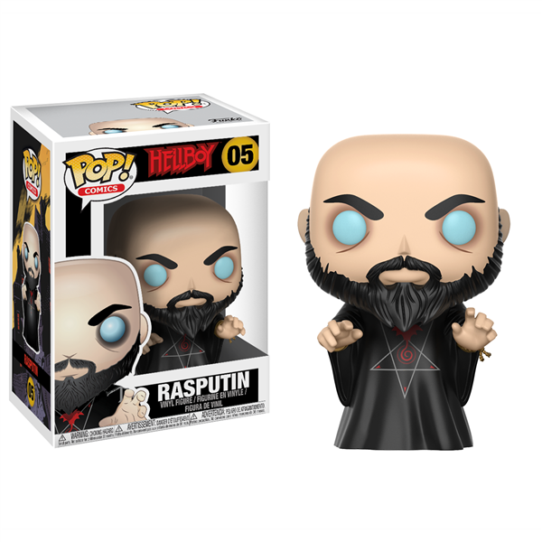 Funko POP! Comics - Hellboy: Rasputin