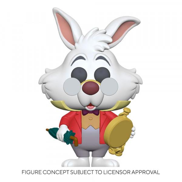 Funko POP! Disney - Alice im Wunderland: White Rabbit w/Watch