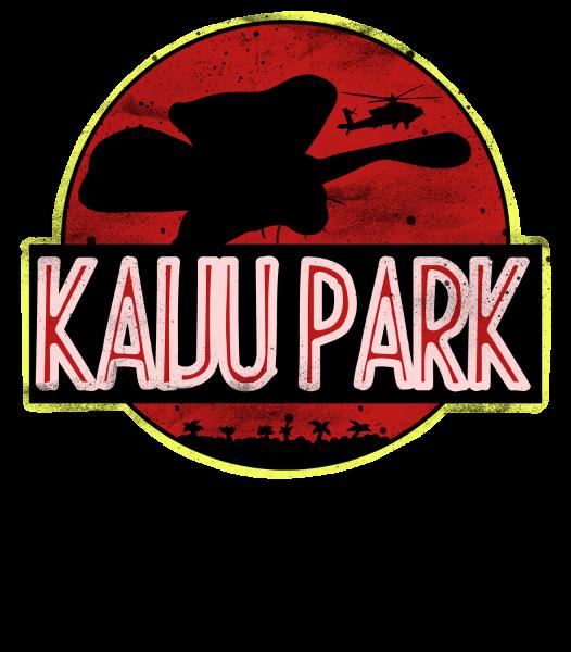 Lootgear - Kaijuu Park: Nuclear Moth T-Shirt