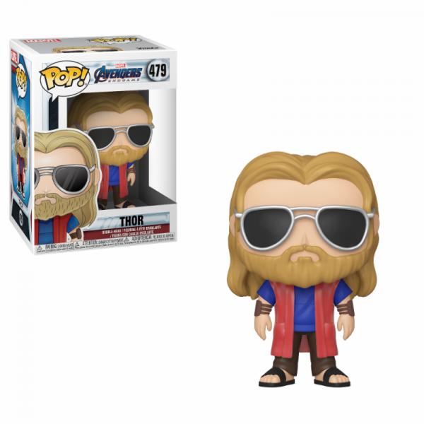 Funko POP! Marvel - Avengers. Endgame: Thor
