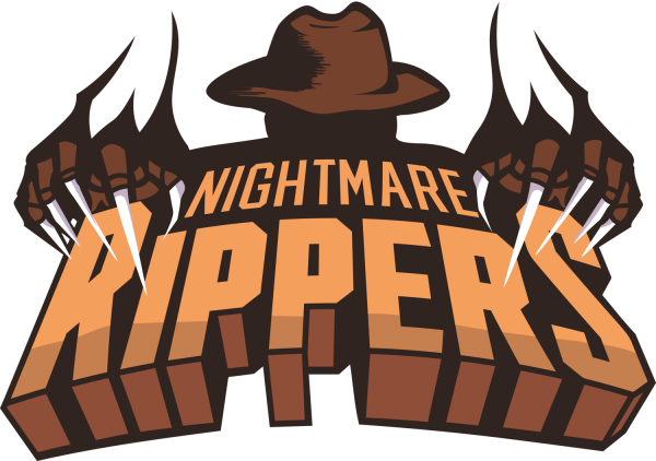 Lootgear - Horror Teams: Nightmare Rippers T-Shirt