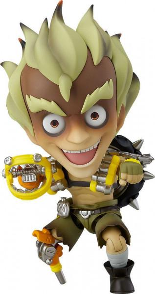 Good Smile Company - Overwatch Nendoroid: Junkrat Classic Skin Edition