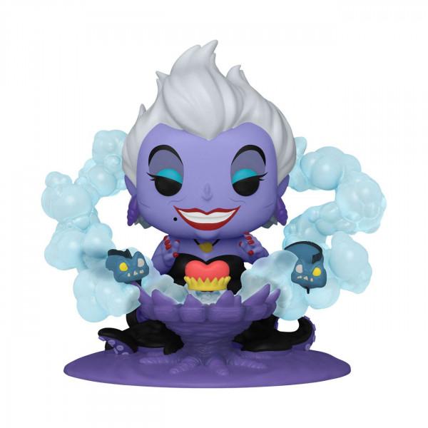 Funko POP! Deluxe - Disney - Villains: Ursula on Throne