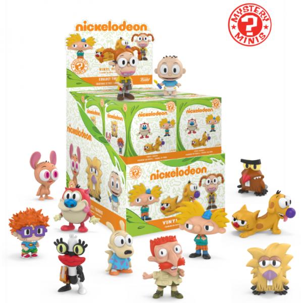 Funko Mystery Minis - Nickelodeon Classics: Figur Wählen