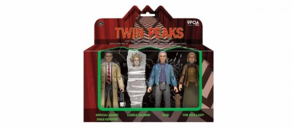 Funko TV - Twin Peaks Action Figure 4-Pack