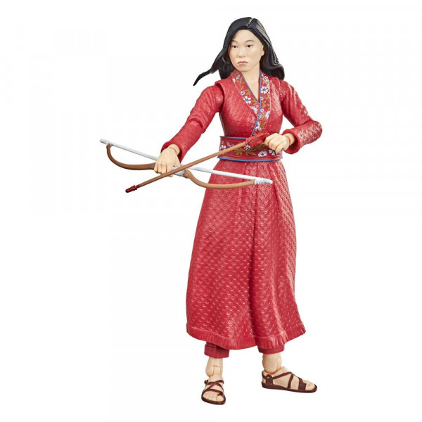 Hasbro - Shang-Chi and the Legend of the Ten Rings Marvel Legends: Katy