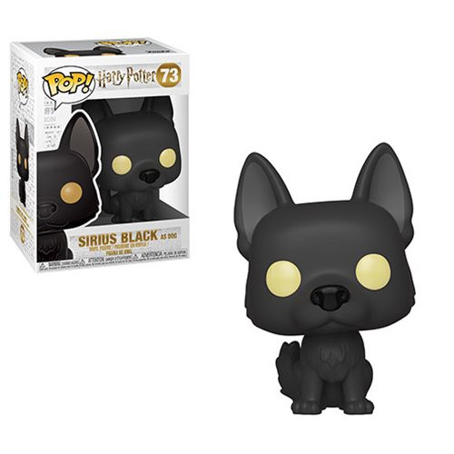 Funko POP! Harry Potter: Sirius as Dog