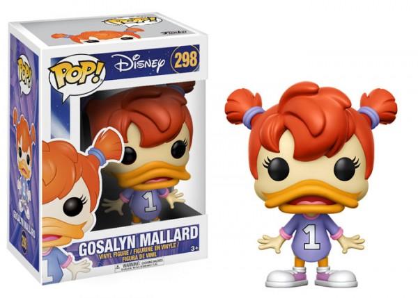 Funko POP! Disney - Darkwing Duck: Gosalyn Mallard