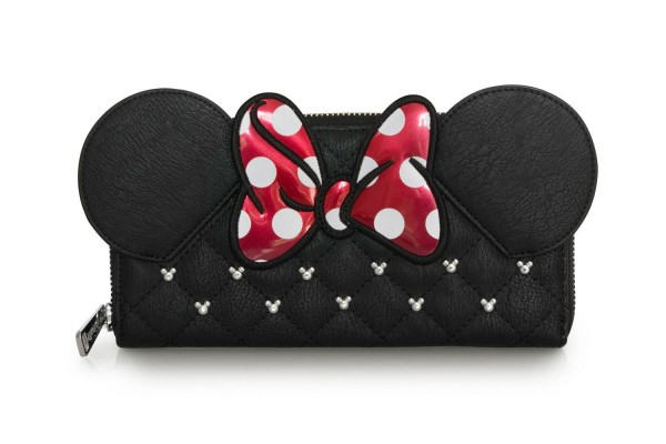 Loungefly - Disney: Minnie Mouse Schleife Geldbörse