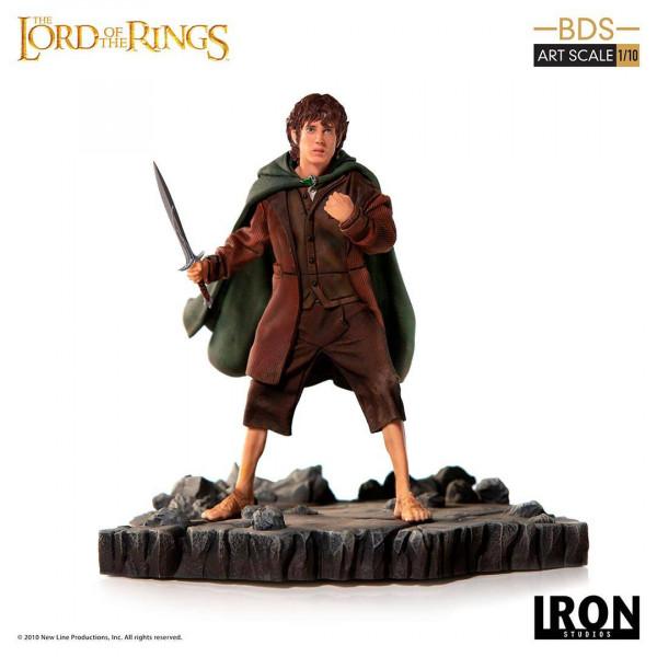 Iron Studios - Herr der Ringe BDS Art Scale Statue 1/10: Frodo