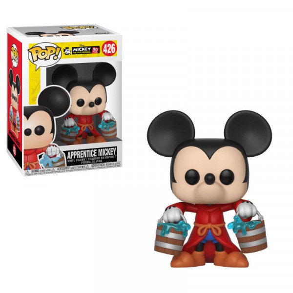 Funko POP! Disney - Mickey's 90th: Apprentice Mickey