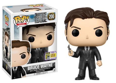 Funko POP! SDCC - Justice League: Bruce Wayne