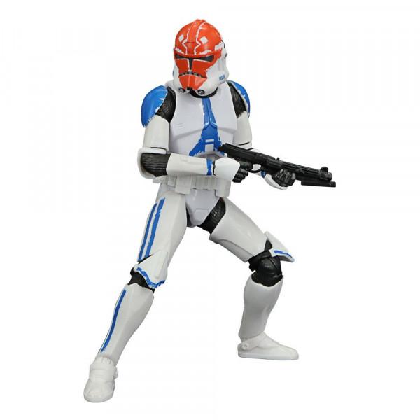 Hasbro - Star Wars The Clone Wars Black Series: Actionfigur 2020 332nd Ahsoka's Clone Trooper Walmar