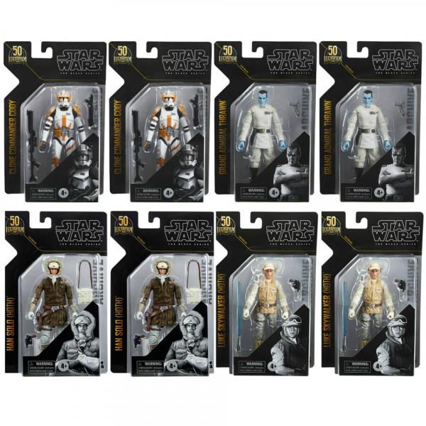 Hasbro - Star Wars Archive Collection Actionfiguren: Figur Wählen