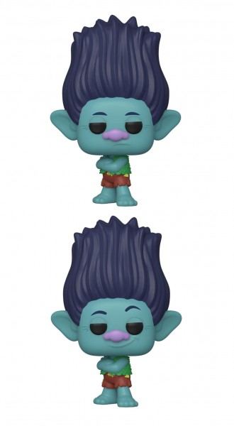 Funko POP! Movies - Trolls World Tour: Branch (Chase möglich!)
