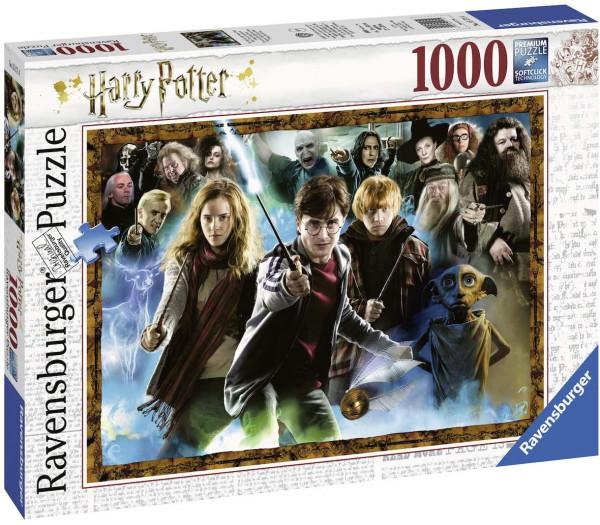 Ravensburger Puzzle - Harry Potter: Der Zauberschüler 1000 Teile