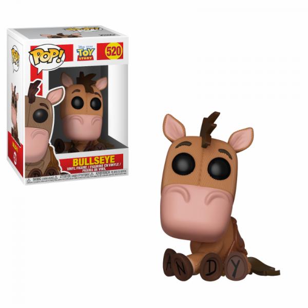 Funko POP! Disney - Toy Story: Bullseye