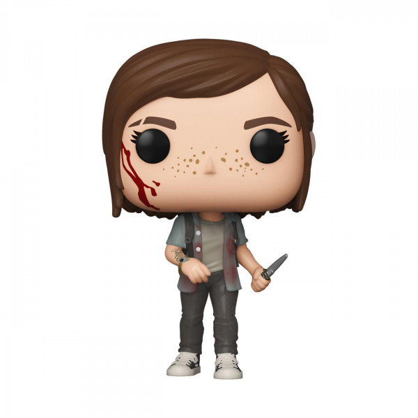 Funko POP! Games - The Last of Us: Ellie