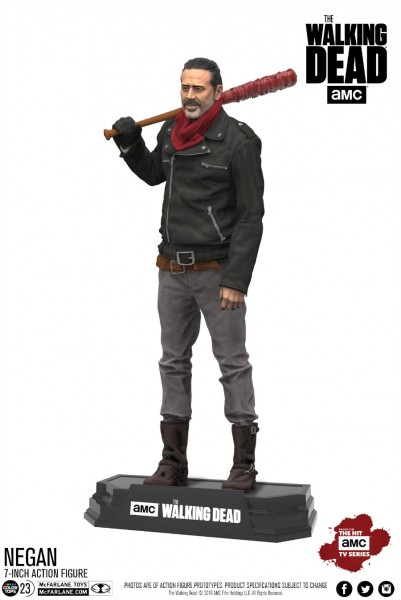 McFarlane Color Tops - The Walking Dead: Negan (18 cm)