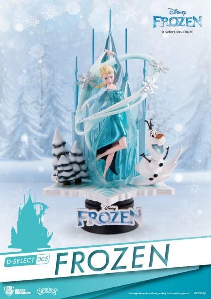 Beast Kingdom Toys - Die Eiskönigin Diorama