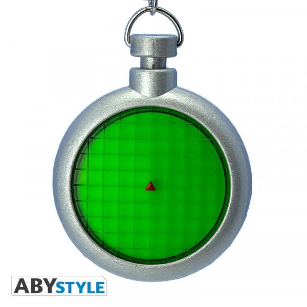 ABYstyle - Dragon Ball: 3D Keychain Premium Radar