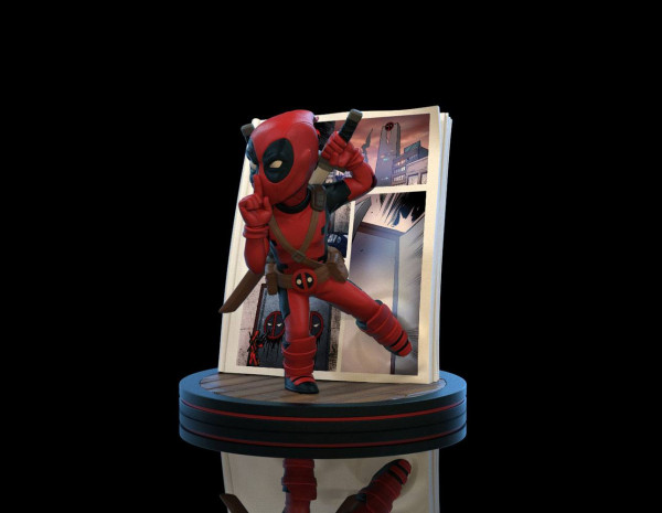 QMX - Marvel: Deadpool 4D Q-Fig