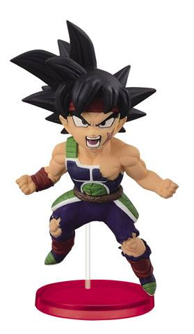 Banpresto - Dragon Ball Z WCF ChiBi Minifigur Battle of Saiyans Vol. 1: Bardock
