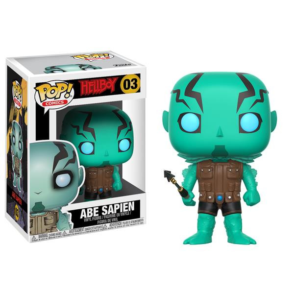 Funko POP! Comics - Hellboy: Abe Sapien