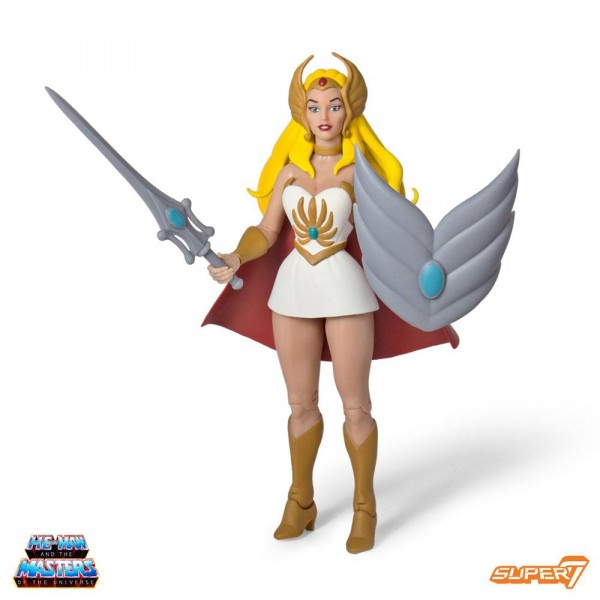 Super 7 - Masters of the Universe: Club Grayskull She-Ra (18 cm)