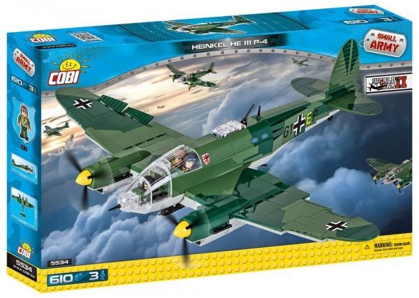 Cobi - Heinkel HE 111 P-4 (5cm x 32cm x 50cm)