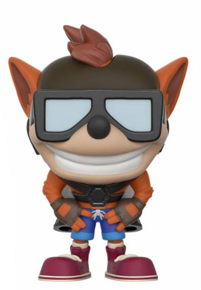 Funko POP! Games - Crash Bandicoot: Crash Bandicoot w/ Jet Pack