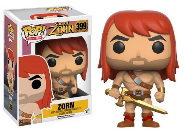 Funko POP! TV - Son Of Zorn - Zorn