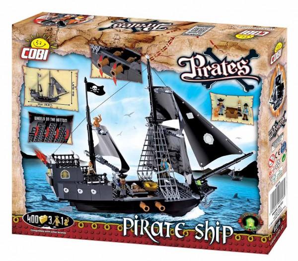 Cobi - 400 Teile PIRATES 6016 PIRATE SHIP