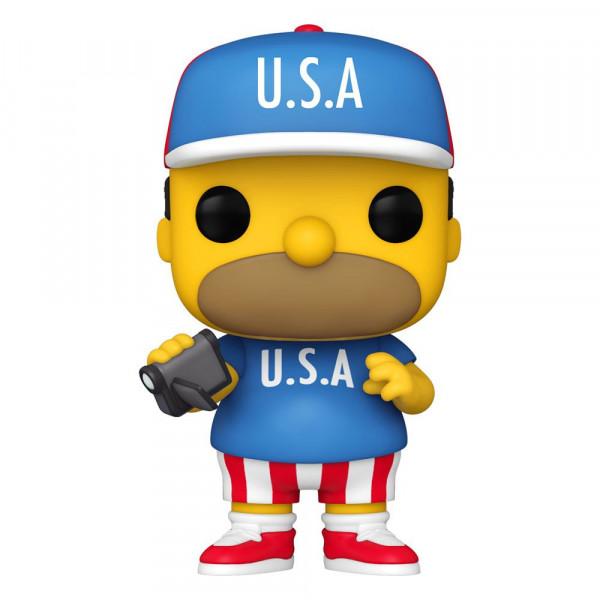 Funko POP! Animation - Simpsons: USA Homer