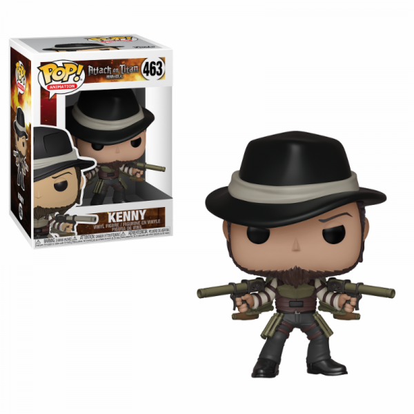 Funko POP! Animation - Attack on Titan: Kenny