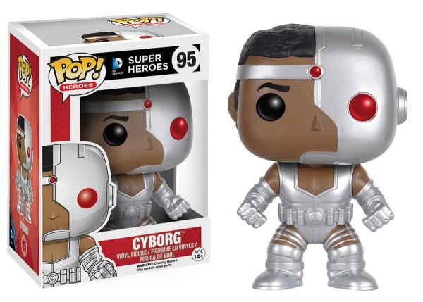 Funko POP! Heroes - Cyborg