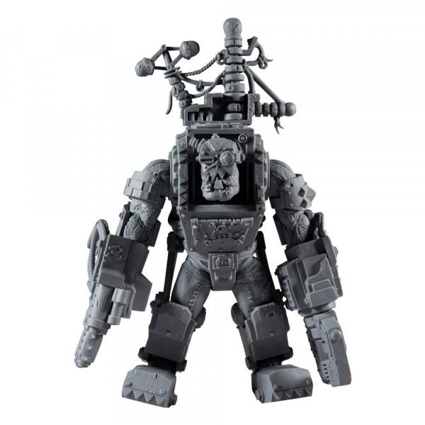McFarlane - Warhammer 40k Actionfigur: Ork Big Mek (Artist Proof)