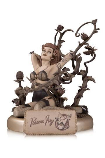 DC Collectibles - DC Bombshells: Poison Ivy Sepia Tone Variant (27 cm)