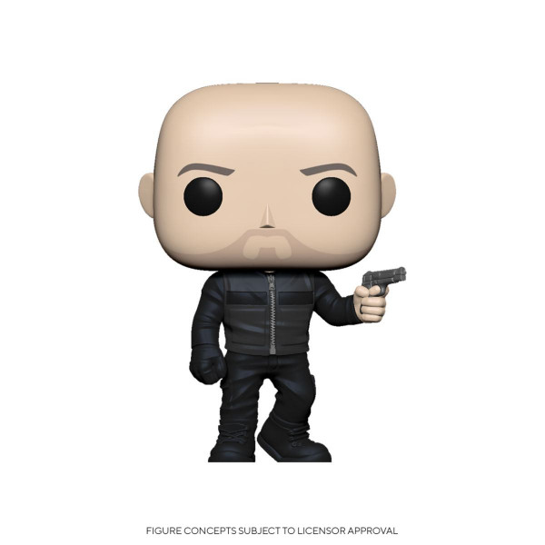 Funko POP! Movies - Fast & Furious: Hobbs & Shaw: Shaw