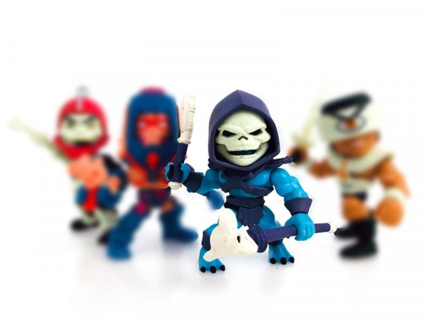 The Loyal Subjects - Masters of the Universe: Skeletor GITD