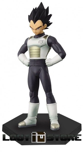 Banpresto - Dragonball Super DXF: Vegeta (15 cm)