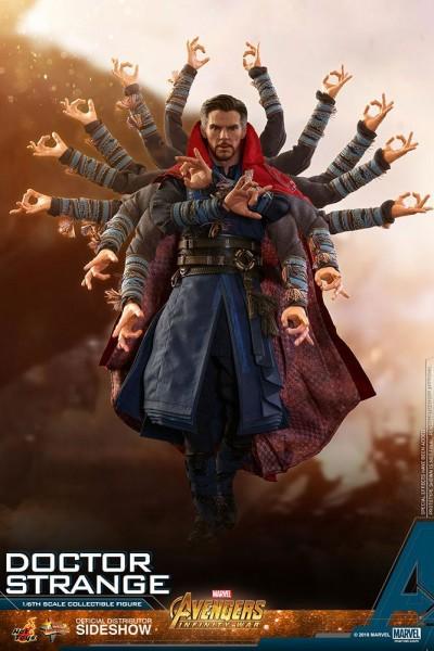 Hot Toys MMS 484 Marvel Avengers Infinity War: Doctor Strange 31 cm