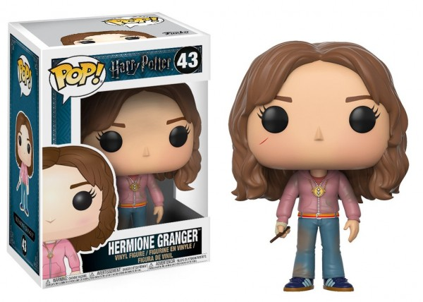 Funko POP! Movies - Harry Potter: Hermione With Time Turner