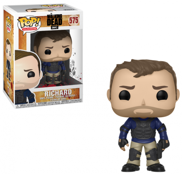 Funko POP! TV - The Walking Dead: Richard
