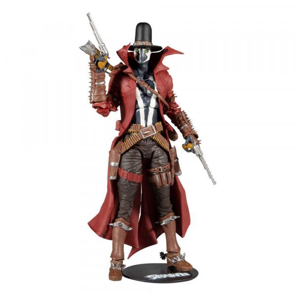 McFarlane - Spawn Actionfigur: Gunslinger Spawn