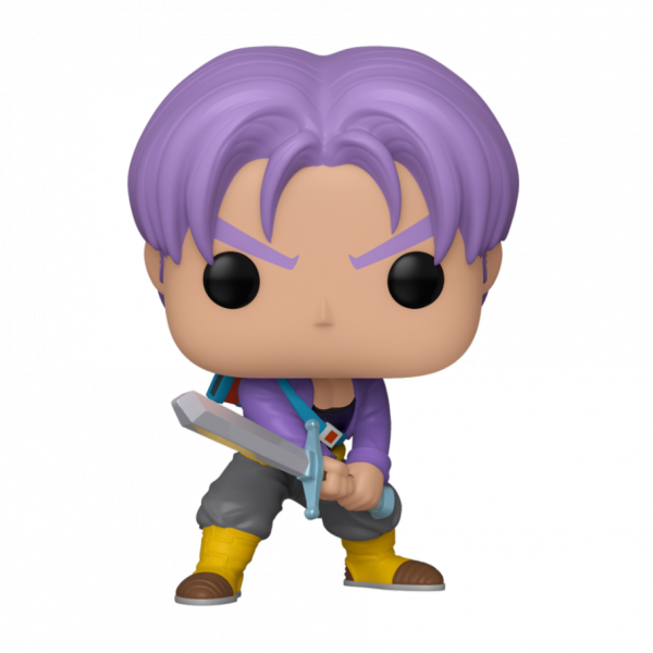 Funko POP! Animation - Dragonball Z: Trunks w/ Sword